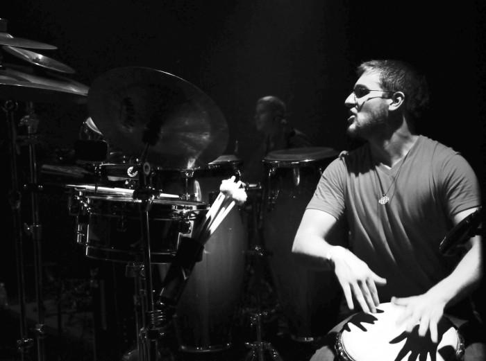 Percussion--Will Trask