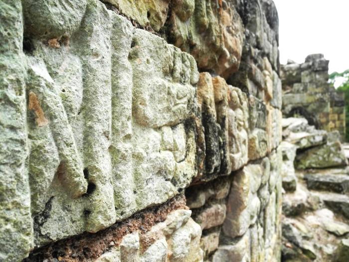 Symbols in Stone--Copán Ruinas, Honduras